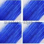 Проволока для цветов из капрона: 0,7 мм (№22). Синяя