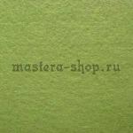 Фетр листовой. 2 мм. Оливковый