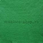 Фетр листовой. 2 мм. Зеленый