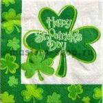 Салфетка Happy St.Patrick's Day