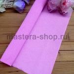 Гофрированная флористическая бумага Глициния