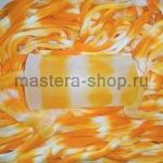 Капрон для цветов Оранжево-желтый желтый Белый