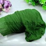 Капрон для цветов Зеленый травяной средний