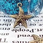 Винтажная подвеска Морская звезда