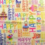 Салфетка Birthday