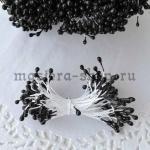 Тычинки средние черные (2-3 мм)