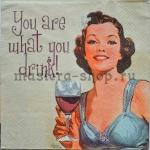 Салфетка Drink