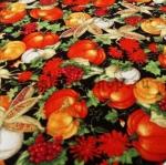 Ткань для печворка и рукоделия: Овощи