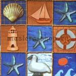 Салфетка Морские мотивы