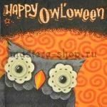 Салфетка Happy Owloween