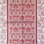 Салфетка Коричнево-бордовое барокко