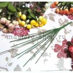 Стебель пластиковый на 12 цветов