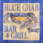 Салфетка Blue crab