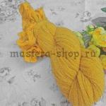 Капрон для цветов Желтый с золотом