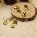 Колокольчик золотой 10 мм