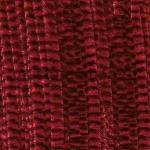 Проволока шенил (синель) Красно-черная