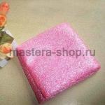 Ажурный капрон для цветов Розовый светлый