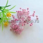 Тычинки большие сахарные Светло-лиловые (5 мм)