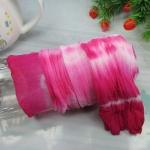 Капрон для цветов Малиновый+Розовый