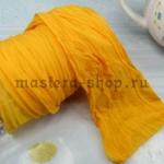 Капрон для цветов Желтый яркий