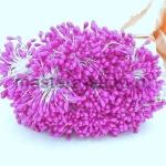 Тычинки средние розовый темный (2-3 мм)
