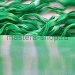 Капрон для цветов Изумрудно-зеленый+белый