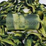 Капрон для цветов Темно зеленый+светло зеленый