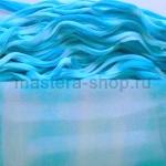 Капрон для цветов Электрик+Голубой