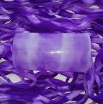 Капрон для цветов Сиреневый темный+фиолетово-сиреневый светлый