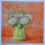 Пачка салфеток Fleurs de Provence