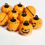 Бубенчик Тыковка-Хэллоуин