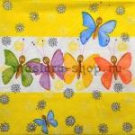 Салфетка Веселые бабочки