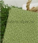 Ткань для печворка и рукоделия Мох зеленый