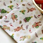 Ткань для печворка и рукоделия Merry Christmas