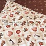 Ткань для печворка и рукоделия Рукодельница