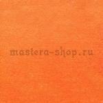 Фетр листовой. 2 мм. Оранжевый