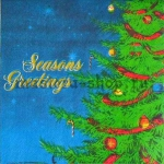Салфетка Елка Seasons Greetings