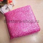 Ажурный капрон для цветов Розовый