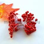 Тычинки большие Красные (4-5 мм)