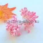 Тычинки большие Розовые светлые (4-5 мм)