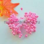 Тычинки большие Розовые (4-5 мм)