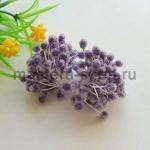 Тычинки большие сахарные Фиолетовые (5 мм)