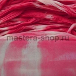 Капрон для цветов Малиново-красный+Розовый