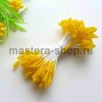Тычинки сахарные малые желтые (2 мм)