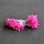 Тычинки сахарные малые темно-розовые (2 мм)