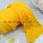 Капрон для цветов Желтый
