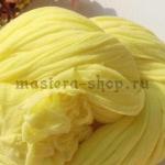 Капрон для цветов Желтый бледный