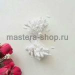 Тычинки зернистые белые (4 мм)