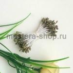 Тычинки малые оливковые (1-1,5 мм)