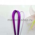 Проволока для цветов из капрона: 0,7 мм (№22). Фиолетовый